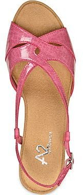 Aerosoles A2 by Stoplight Comfort Wedge Sandals