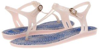 Mel by Melissa - Mel Blackberry (Off White Print) - Footwear
