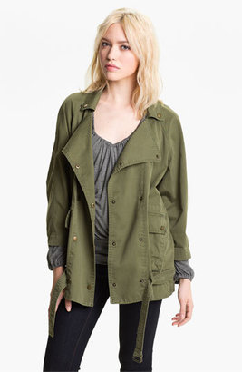 Women's Current/elliott 'The Infantry' Army Jacket $268 thestylecure.com