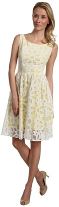 Suzi Chin for Maggy Boutique Sleeveless A-Line Dress