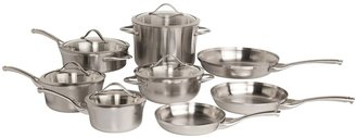 Calphalon Contemporary Stainless Cookware Set - 13-Piece