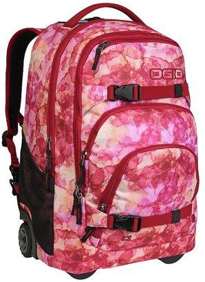 OGIO phantom watercolor 17-in. wheeled laptop backpack