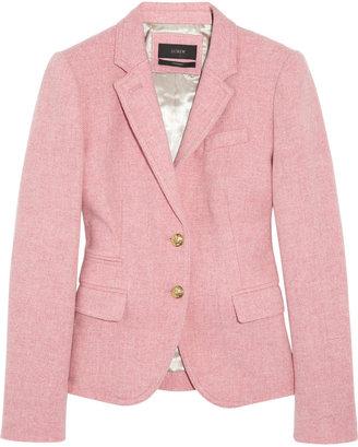 J.Crew Herringbone wool jacket