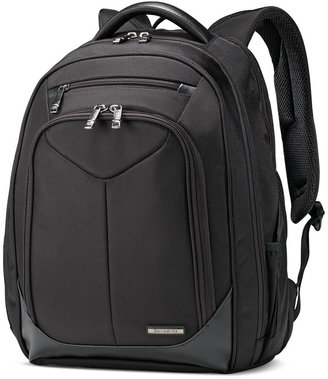 Samsonite Ballistic Check-Point Friendly Laptop Backpack $200 thestylecure.com