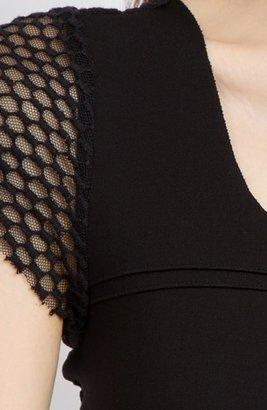 Maje 'Ernestine' Stretch Minidress