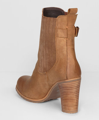Levi's Heeled Buckle Boots