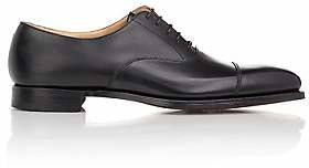 Crockett Jones Crockett & Jones Men's Hallam Cap-Toe Balmorals - Black