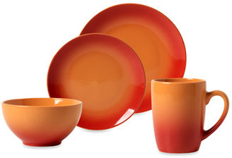 Tabletops Unlimited Tabletops Unlimited™ Ombre Red Dinnerware