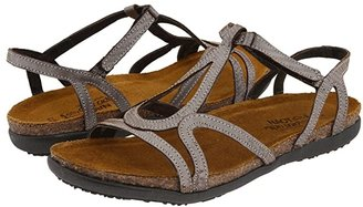 Naot Footwear Dorith (Black Raven Leather) Women's Sandals