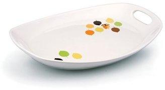 Rachael Ray 16.5-in. Oval Little Hoot Platter