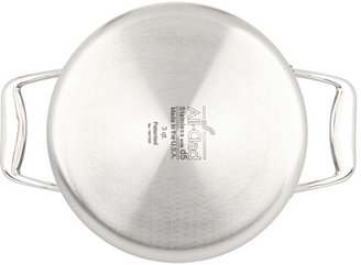 All-Clad d5 Brushed 3 Qt. Soup Pot With Lid And Ladle