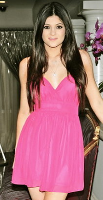 Kylie Minogue Mass Ave Dress - as seen on Kylie Jenner - by Aaron Ashe