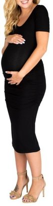 Women's Nom Maternity 'Hailey' Maternity Dress $88 thestylecure.com