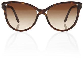 Stella McCartney Dark Tortoise Sunglasses