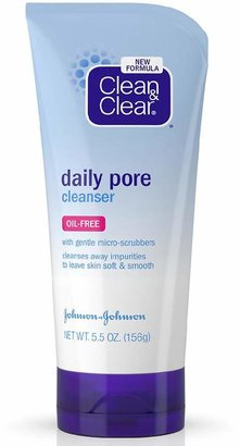Clean & Clear Daily Pore Cleanser