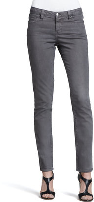 Christopher Blue Sophia Moto Skinny Jeans