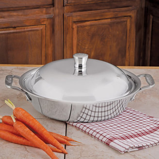 All-Clad Stainless-Steel 3-Quart Casserole