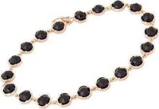 Irene Neuwirth Rose Cut Onyx Bracelet