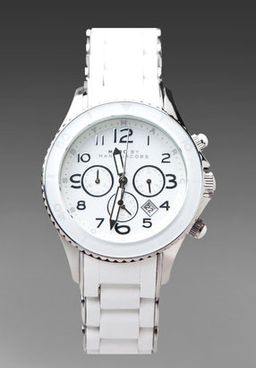 Marc by Marc Jacobs Rock Silicone Watch