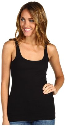 Culture Phit Marie Baby Rib Tank (Black) - Apparel