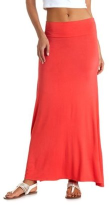 Charlotte Russe High-Waisted Knit Maxi Skirt