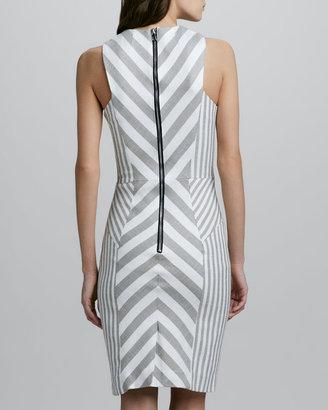 Milly Striped Dress