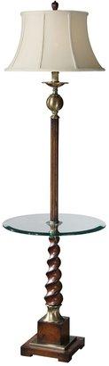 Uttermost Myron End Table Floor Lamp