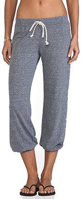 Nation LTD Medora Capri Sweats in Gray $66 thestylecure.com