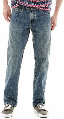 Arizona Mens Original Fit Straight Leg Jean