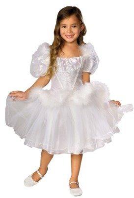 Toddler/Girl's Swan Lake Musical Ballerina Costume