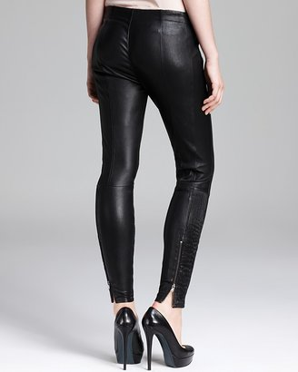 Marc by Marc Jacobs Leggings - Lena Leather