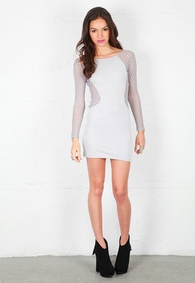Motel Rocks Goldie Bodycon Dress - as seen on Kendall Jenner -