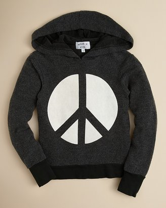Wildfox Couture Girls' Peace Dreamer Hoodie - Sizes 7-14