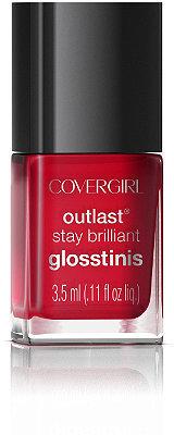 Cover Girl Outlast Stay Billiant Glosstinis Nail Polish