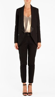 Tibi Morgan Suiting Blazer
