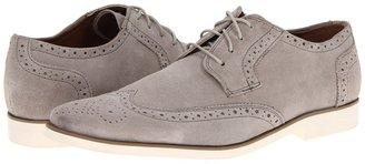 Stacy Adams Telford (Cement Suede) - Footwear