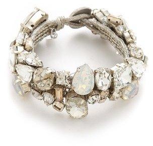 Jenny Packham Button Bracelet I