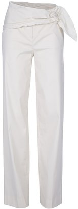 Prada Vintage Belted trouser