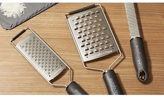 Crate & Barrel Microplane ® Coarse Paddle Grater