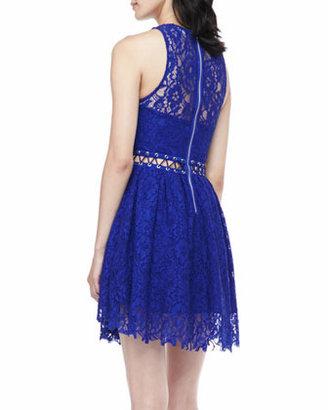 Style Stalker Stylestalker Bloc Party Stitched-Waist Dress