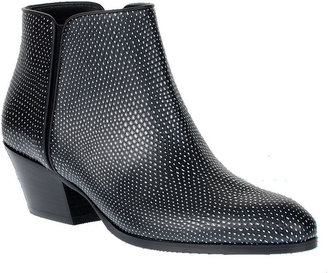 Giuseppe Zanotti Embossed leather bootie