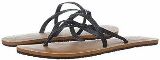 Volcom All Night Long (Black Combo) Women's Sandals