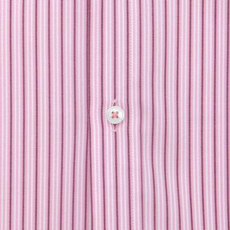 Thomas Pink Rhodes Stripe Shirt - Button Cuff