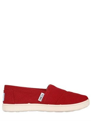 Toms Canvas Slip On