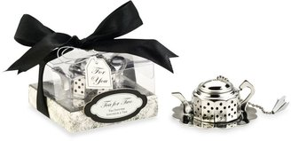 Bed Bath & Beyond Kate Aspen® Teapot Tea Infuser Wedding Favor