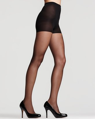 Donna Karan Hosiery Signature Ultra Sheer Control Top Tights $20 thestylecure.com
