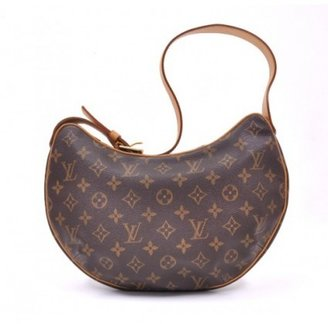 Louis Vuitton excellent (EX Brown Monogram Canvas Croissant MM Handbag