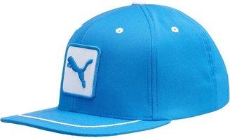 Puma Cat Patch Snapback Golf Hat