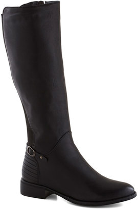 Brick Oven Boot in Black