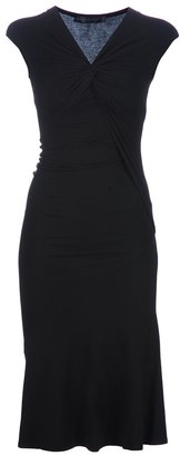 Donna Karan fitted dress